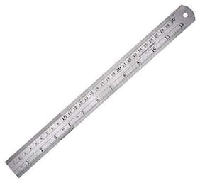 Sukavi Stainless Steel Rules 30cm (Pack of 2)