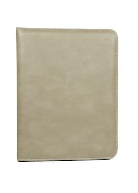 Sukeshcraft A4 Executive File Folder Document Storage 11.70 X 8.1 Inch Writing Pad (TwotoneGrey)