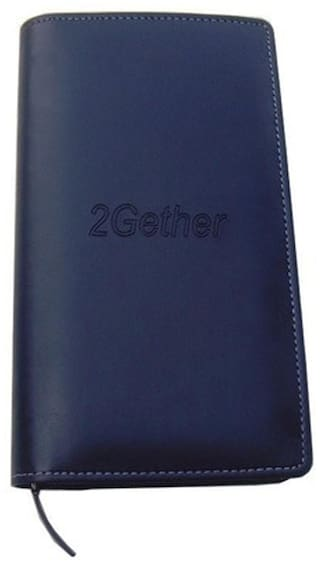 b7590119a Buy Sukeshcraft 2Gether - Multiple Passport Holder (Blue) Online at ...