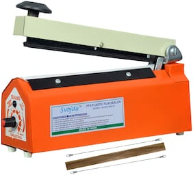 Svojas Hand Heat Sealing packaging Machine impulse sealer