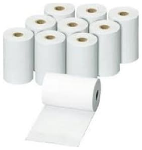 Swaggers 2 inch swipe machine thermal rolls(set of 10 rolls)