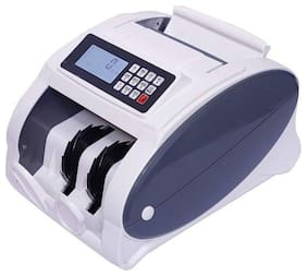 Swaggers Cash/Money/Note Counting Machine with MG;UV;IR Fake Note Detection and LCD Display