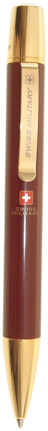Swiss Military BP-30 Ball Pen Blue
