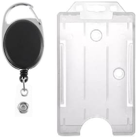 TEP ID Badge Holder with Cover