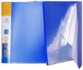 TEP Polypropylene Display File 30 Leaves
