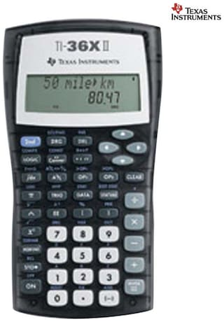 Texas Instruments TI- 36X II Scientific Calculator