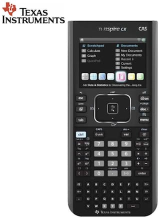 Texas Instruments Stealodeal TI-Nspire CX CAS Graphical Calculator