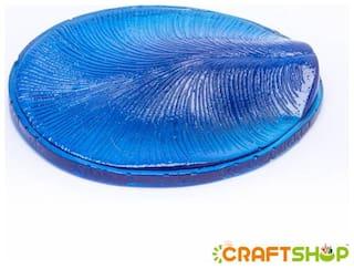 """The Craftshop Fondant Clay Veiner - Cattleya, Size : 3.5""""x 4.25"""""""