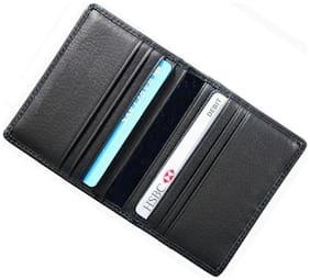 TLN Leather Soft Leather Credit Card Holder Wallet Credit Card Holder