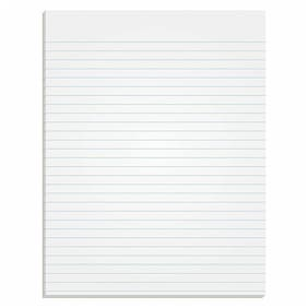 "TOPS The Legal Pad Writing Pads, Glue Top, 8-1/2"" x 11"", Narrow Rule, 50 Sheets"