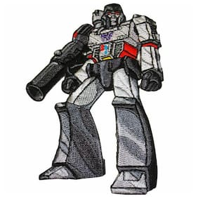 "Transformers Megatron Figure 4 1/4"" Tall Embroidered Sewn On/Iron on Patch"
