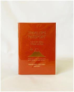 TRAVELER'S Notebook (Midori) Refill - Airport Edition - Passport Size