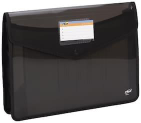 Trio FB100 File Bag Snap Button FC