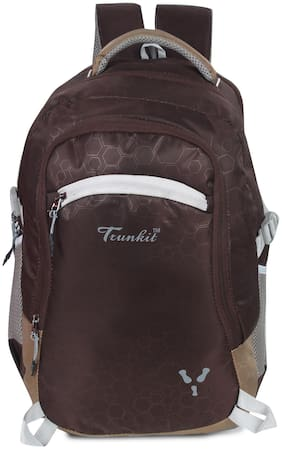 TRUNKIT 30 School bag & Backpack - Brown