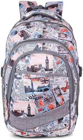 TRUNKIT 30 L School bag & Backpack - White