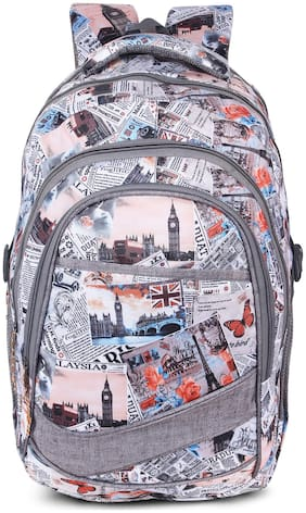 TRUNKIT 30 L School bag & Backpack - White