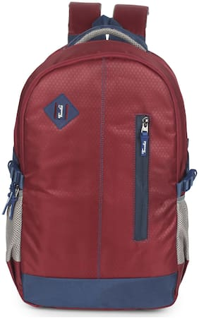 TRUNKIT 30 l Backpack & School bag - Maroon
