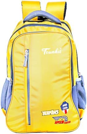 TRUNKIT 30 l Backpack & School bag - Yellow