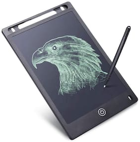 TSV Portable8.5  Inch RuffPad E-Writer 7 x 12 inch Graphics Tablet  (Black)