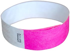 tyvek paper wristband pack of 100