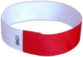 tyvek paper wristband pack of 100