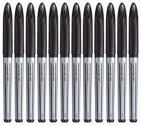Uniball Air UBA 188 L Black Roller Ball Pen