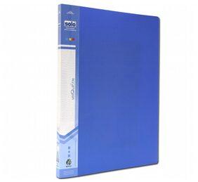 Uniqlip File (pack Of 5) -blue