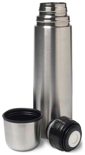 Vagmi Silver Shining  Mega Slim Water Bottle