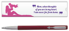Vector Std CT RB with Mom Quote-2 (Red)