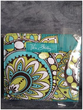VERA BRADLEY PEACOCK MINI POCKET NOTEBOOK - LIMITED EDITION