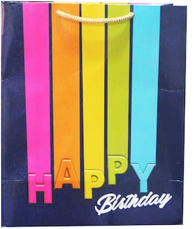 Vestta Gift Paper Bag for Birthday