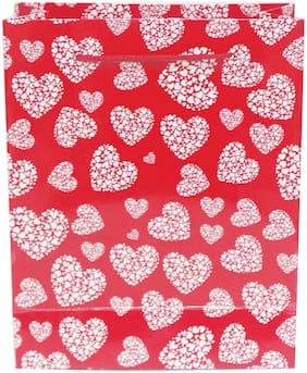 Vestta Gift Paper Bag Hearts for All Occasions