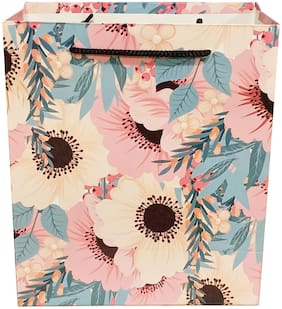 Vestta Gift Paper Bag Floral for All Occasions