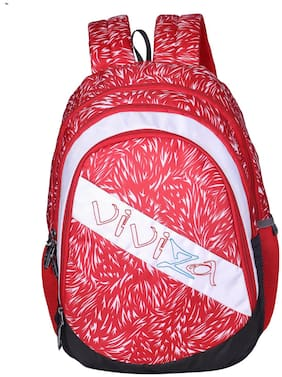 Viviza 28 Backpack - Red