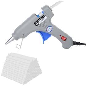 W WADRO Professional 40 Watt Brand New Hot Melt Glue Gun with 36 BIG Glue Sticks FREE