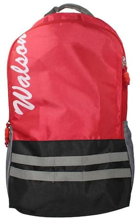 Walson 40 Backpack - Red & Black