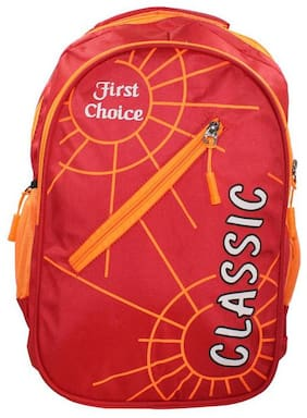 Walson 40 Backpack - Red & Orange