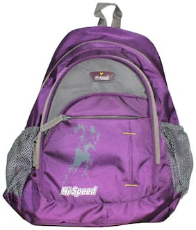 Walson Elegance Canvas Multicolour School Bag For Boys & Girls