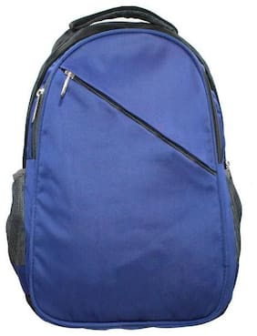 Walson 400000 School bag - Blue & Black