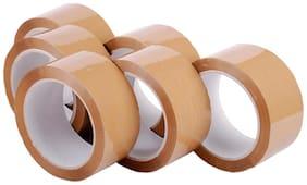 Wonder Brown Tape - Brown (Pack of 6)
