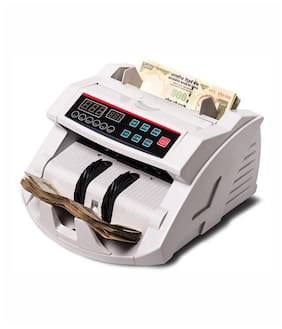 XElectron Advanced Money Counting Machine With Fake Currency Detector