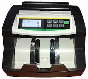Xtraon Cash Counting Machine With Fake Note Detection