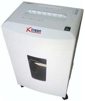 Xtraon Paper And CD Shredder Machine Sound Less
