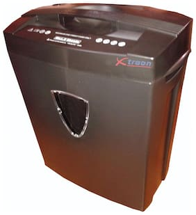 Xtraon Personal Use CD And Paper Shredder