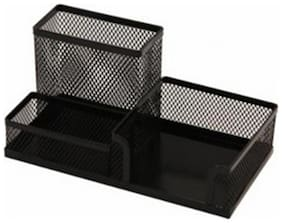 Yes Wire Mesh Metal Pen Stand
