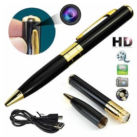 ZAAMBUTECH HD Spy Pen Camera, Audio/Video Recorder