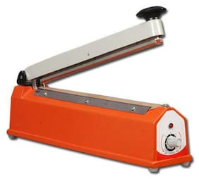 Zektra 10 Inches Ib Heat Sealer For Plastic Bag