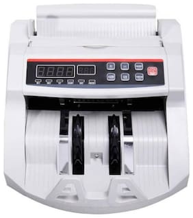 ZEKTRA Compatible with Old & New INR- 10;20;50;100;200;500 & 2000 Notes Counting Machine with Fake Note Detector