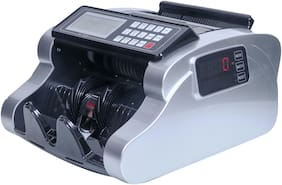 ZEKTRA Note Counting Machine with Fake Note Detector Heavy Duty Machine Fully Automatic LCD Display