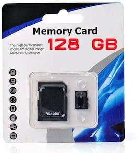 128 GB micro SD SDXC SDHC Flash TF Memory Card Class 10 Micro SD Free SD Adapter